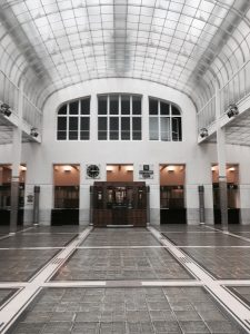 Alte Postsparkasse Otto Wagner, Wien workspaces