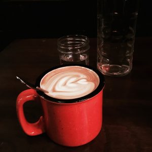 Latte @ MUD, Lower Eastside