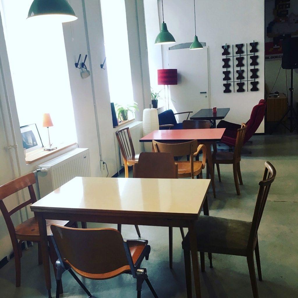 Stockwerk, Co-working space Wien