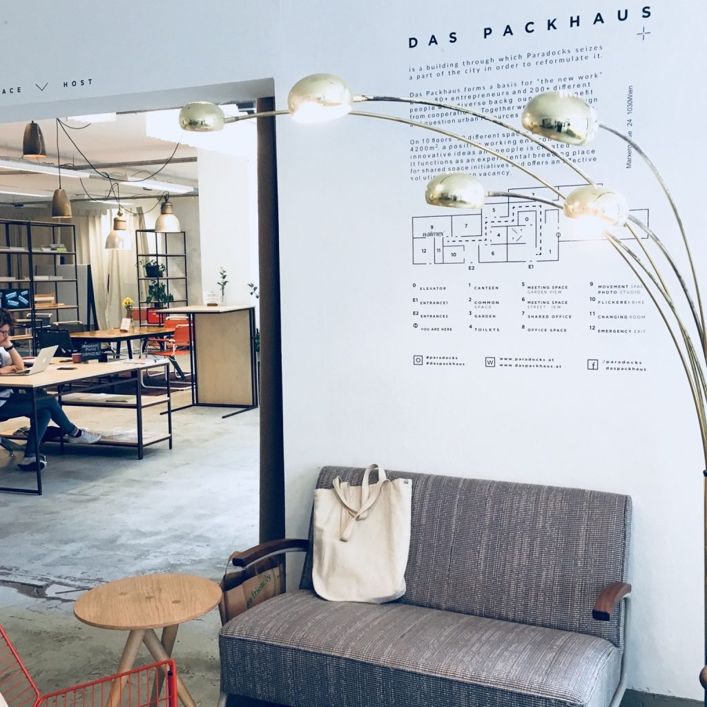 Das Packhaus, Vienna Find your own co-working space Review